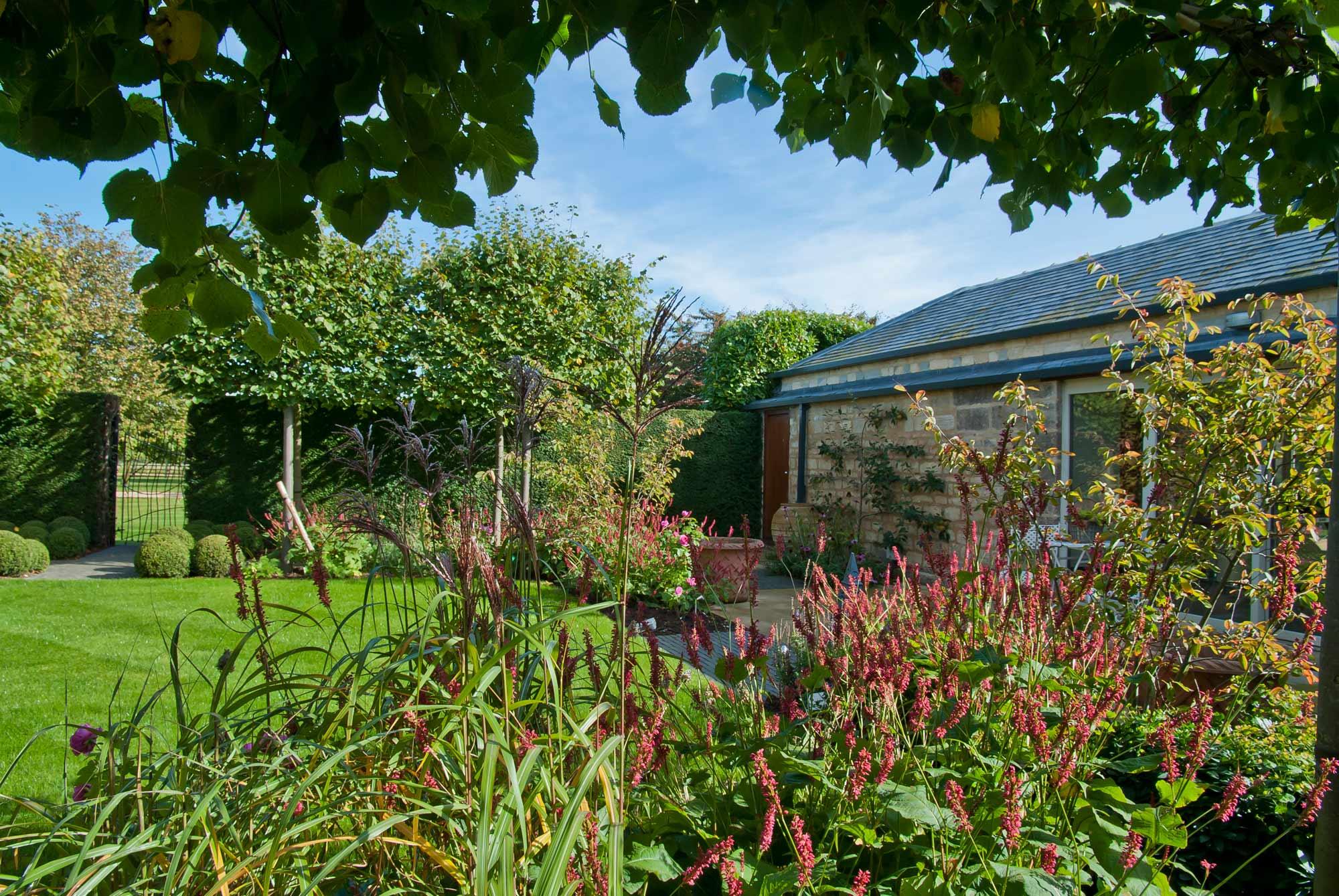 Rutland Private Garden Adam Frost
